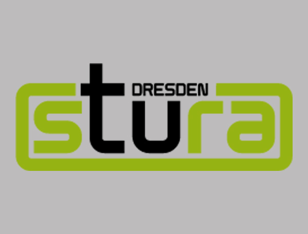 Logo des TU Dresden StuRa