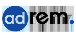 """ad rem"" Logo"