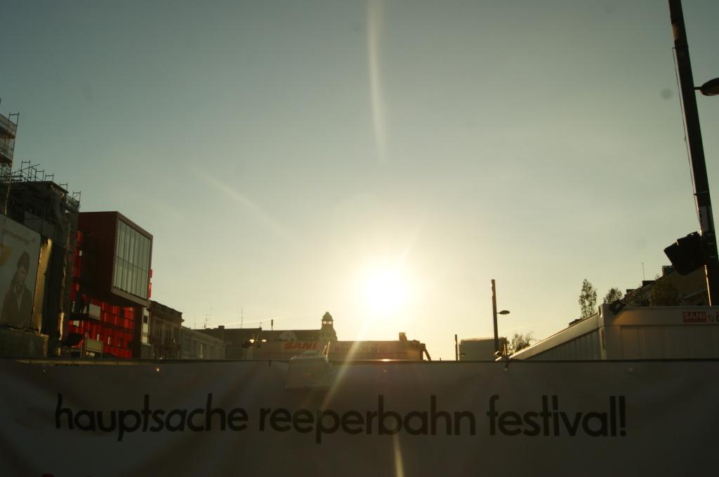 hauptsache reeperbahn festival!