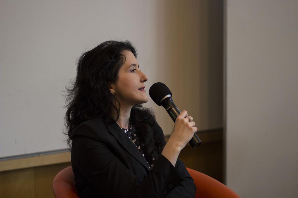 Prof. Dr. Pauline Wimberger I Foto: Stefan Fogel