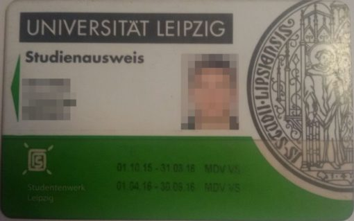 Semesterticket Leipzig Bild